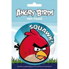 ANGRY BIRDS - Squawk! - Aufkleber Sticker - Neu