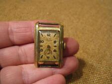 """███►alte Herren - Armbanduhr """" GUB - Kal. 62,2 """" -- läuft --"""