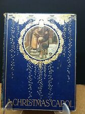 A CHRISTMAS CAROL BY CHARLES DICKENS ILLUSTRATED BY A.C. MICHAEL