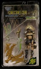 1998 MCFARLANE TOYS: SPAWN COLLECTORS CLUB TIFFANY THE AMAZON ACTION FIGURE MOC