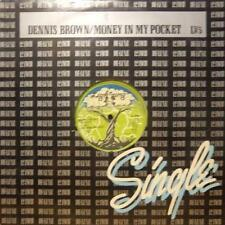 "Dennis Brown/Joe Gibbs & The Professionals(12"" Vinyl)Money In My Pocket-Ex/Ex"