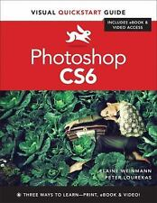 Photoshop CS6 with Access Code: For Windows and Macintosh by Peter Lourekas Pape
