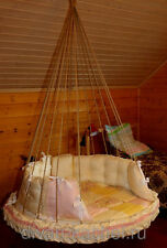 Swing round bed, bed for baby, swing bed for a child, swing bed
