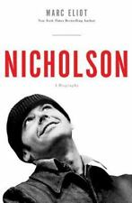 Nicholson: A Biography-ExLibrary