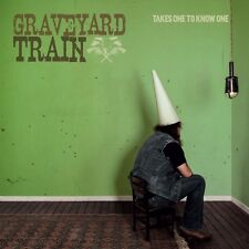 GRAVEYARD TRAIN - TAKES ONE TO KNOW ONE [CLEAR VINYL]  VINYL SINGLE NEU