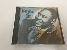 Memphis Slim - Life Is Like That ( CD 2009 )  NEW / SEALED
