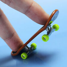 Kid Children Mini Finger Board Deck Truck Skateboard Figures Tech Boy Toy Party