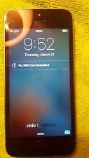 (Excellent Cond) iPhone 5S - 32GB Factory Unlocked  LOOKS GREAT / WORKS PERFECT