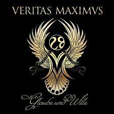 VERITAS MAXIMUS - GLAUBE UND WILLE 2 VINYL LP KEVIN RUSSEL (BÖHSE ONKELZ) NEU