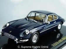 FERRARI 400 SA 1/43 SIZE CAR MODEL 2 DOOR COUPE ITALIAN SPORTS VERSION R0154X{:}