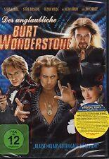 Der unglaubliche Burt Wonderstone - Steve Buscemi, Olivia Wilde Neu! DVD