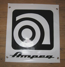 AMPEG AMPLIFIER BANNER - 2' X 2' LARGE QUALITY BANNER