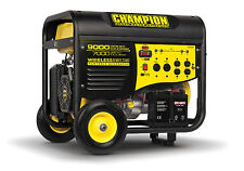41532 - 7000/9000w Champion Power Equipment Generator - REFURBISHED