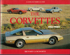 Chevrolet Corvette 1953-1984 Stingray especiales comprar Racing especificaciones +