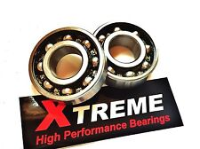 2 x CRANKSHAFT BEARINGS LEFT AND RIGHT HAND DERBI SENDA X-TREME ALL 50cc MODELS