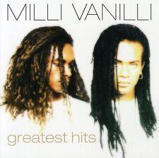 Milli Vanilli - Greatest Hits [New CD] Rmst