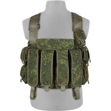 ORIGINAL RUSSIAN SPLAV M23 SPECIAL FORCES ASSAULT TACTICAL VEST IN DIGITAL FLORA