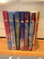 7 Geronimo Stilton/Thea Stilton Chapter ALL Hardcover HC Book LOT EUC