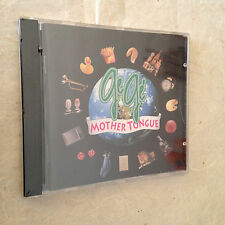 GEGE CD MOTHER TONGUE GOJ 6018 2 JAZZ