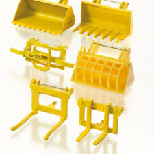 Siku 7070 - Frontloader Accessories Stoll Set - Scale 1:32