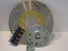 "HEAVY DUTY Cart Go Kart Disc Brake KIT 8"" ROTOR HUB Caliper /Bracket 3/4"" BORE"