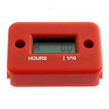 Hour Meter for Motorcycle ATV Snowmobile Marine Boat Yama Ski Dirt Quad Bike UE