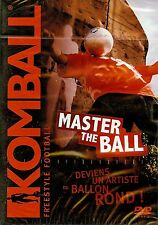 KOMBALL - MASTER THE BALL /*/ DVD NEUF/CELLO