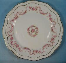Z S & Co Bavaria Dinner Plate ZSC4 Pattern 508 Scherzer Pink Roses Flowers (O2)