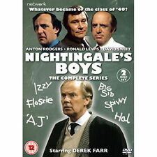 NIGHTINGALE'S BOYS the complete series. Derek Farr. 2 discs. New sealed DVD.