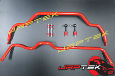Hi Performance Front & Rear Stabilizer Sway Bar Kit For Nissan S13 Silvia 180sx
