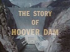 The Story Of Hoover Dam Boulder Dam Construction 3 Vintage Documentary Films