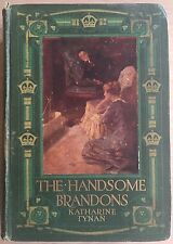 Scottish Art Nouveau THE HANDSOME BRANDONS Glasgow Style School BLACKIE  Tynan