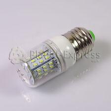 Ampoule E27 6W 48 SMD LED 3014 Blanc Froid 12V/24V Bateau,Réfrigérateur,Campagne