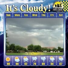 It's Cloudy! (What's It Like Out?)-ExLibrary