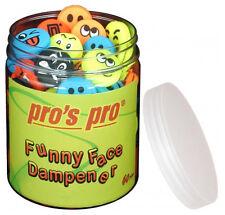 Pro's Pro Funny Face String Dampener Jar Of 60