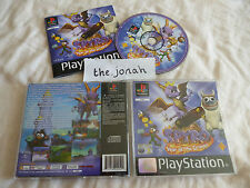 Spyro Year of the Dragon PS1 (COMPLETE) Sony Playstation platform black label