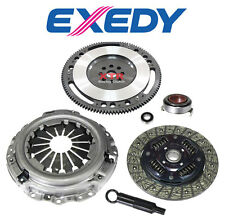 EXEDY CLUTCH KIT and 10LBS FORGED RACE FLYWHEEL 1994-2001 ACURA INTEGRA B18 1.8L