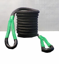 18mm Kinetic snatch rope KERR, 8 Metre long off road land rover 4x4