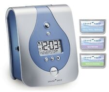 Sound Oasis Sleep Sound Therapy System S-650-01 Sleep Machine with 36 Sounds