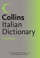 Collins Express Italian Dictionary,VERYGOOD Book