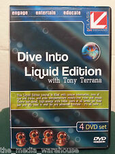 FREE SHIP; Dive into Liquid Edition: Class on Demand Video Training 4 DVD Set
