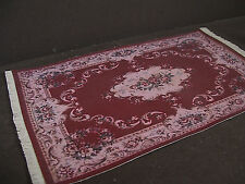 1:6  Scale  LARGE  ORIENTAL  AREA  RUG ~ for  BARBIE ~ Action Figure ~ Furniture