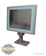 "Siemens Touch Panel thin client Pro 15"" 6av6646-2ab21-2ax0 ip65"
