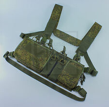 MBC Russian D3CR-H Heavy Tactical Chest Rig (EMR Digital Flora) + BONUS