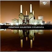Jonathan Goldstein & Balanescu Quartet: Cyclorama (2012) New and Factory Sealed