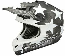 CASCO HELMET CROSS MOTO KAWASAKI KX 65 2013 SCORPION VX 15 EVO AIR STADIUM GRIGI