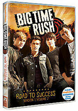 Big Time Rush - Series 1 - Vol.2 (DVD, 2012, 2-Disc Set)