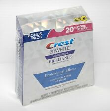 CREST 3D WHITE LUXE PROFESSIONAL EFFECTS BRAND NEW BOX 20% MORE