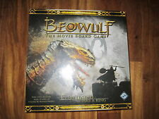 Beowulf The Movie Board Game, Factory Sealed