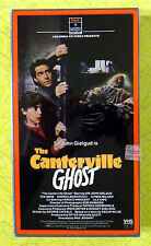 The Canterville Ghost ~ New VHS Movie ~ 1986 Alyssa Milano ~ Sealed RCA Video